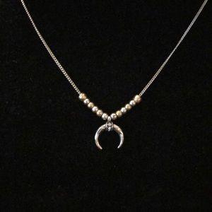 Merx Jewelry - Merx Horseshoe Necklace